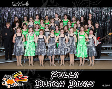 Dutch Divas group 1