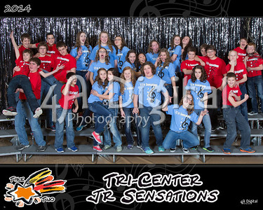 Jr Sensations group 2