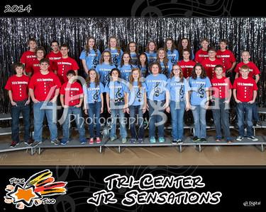 Jr Sensations group 1