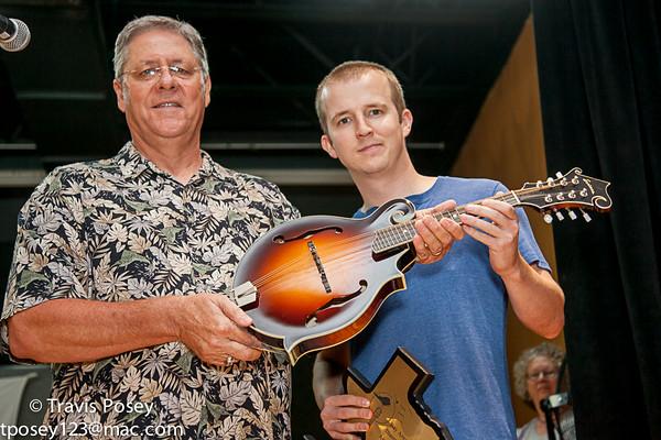 2014 Texas State Mandolin Contest