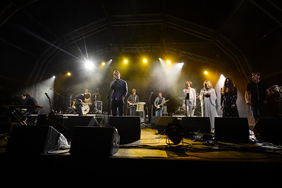 Gene Clark - No Other Band perform at End of the Road Festival 2014 - 29/08/14