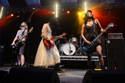 Arrows of Love perform at End of the Road Festival 2014 - 30/08/2014