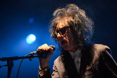 John Cooper Clarke performs at End of the Road Festival 2014 - 31/08/14
