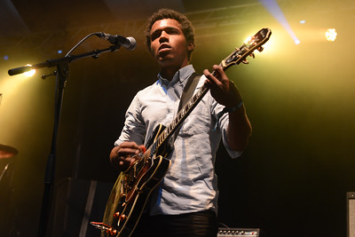 Benjamin Booker performs at End of the Road Festival 2014 - 31/08/14