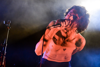 Fat White Family perform at Field Day 2014 - 07/06/2014
