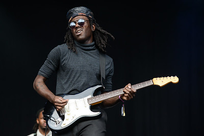 Blood Orange performs at Field Day 2014 - 07/06/2014