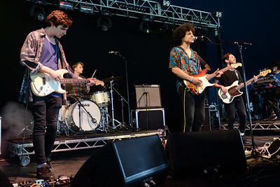 Childhood perform at Field Day 2014 - 08.06.2014