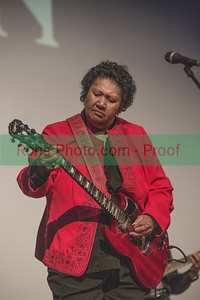 Freddie King's 80th Birthday Bash at Texas Theatre on December 20th, 2014.  Presnted by KNON Radio.