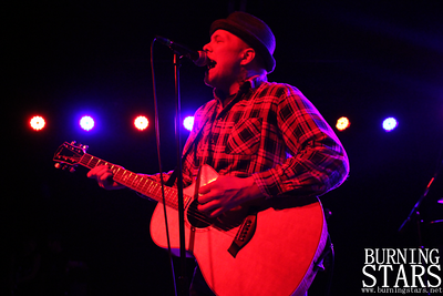 Kris Roe @ the Glasshouse (Pomona, CA); 2/01/14