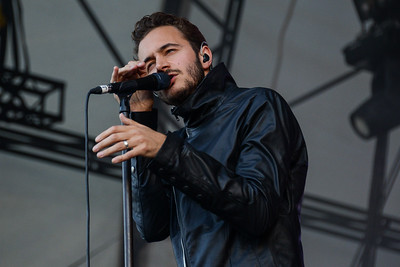 Editors perform at Latitude 2014 - 18/07/14