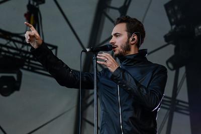 Editors perform at Latitude 2014 - 18/07/14