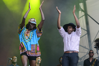 Atomic Bomb! Who Is William Onyeabor? @ Latitude 2014 - 20/07/2014
