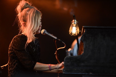 Agnes Obel performs at Latitude 2014 - 19/07/14