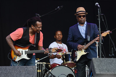 Booker T. Jones performs at Latitude 2014 - 19/07/14