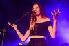 Rosie Lowe performs at Meltdown 2014 - 18/06/14