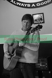 Mike Castleberry's Open Mic - Hang Time Grill - 12/23/14 - Rowlett, Texas