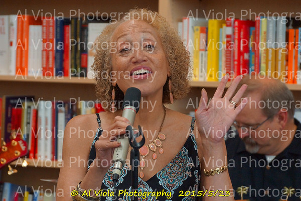 2015-05-23 Camille's book signing