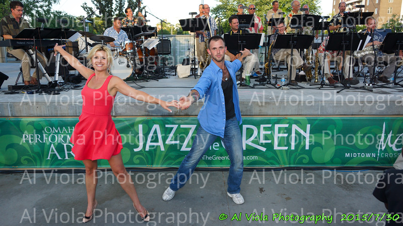 2015-07-30 Jazz on the Green