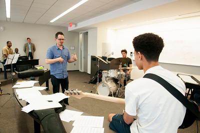 2015 Jazz Art Summer Music Camp w/John Ellis @ UNCC Uptown