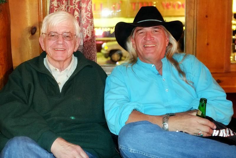 Bill and Mark