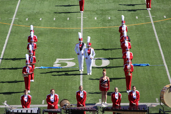 2015 Regional Marching Contest