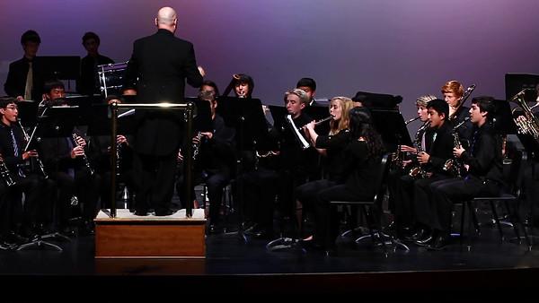 2015 Spring graduating Seniors Concert