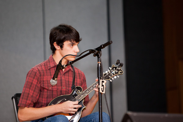 2015 Texas State Mandolin Contest