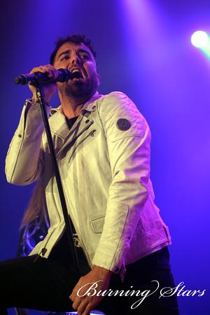 Apocalyptica @ Club Nokia (Los Angeles, CA); 4/11/15
