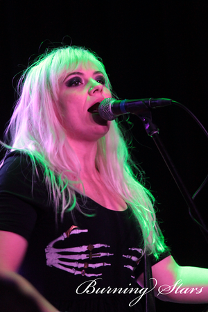 The Dollyrots @ The Roxy Theatre (Hollywood, CA);1/25/15
