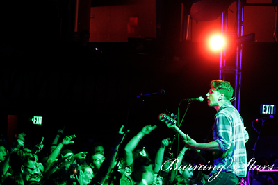 The Early November @ The Troubadour (Hollywood, CA); 5/16/15