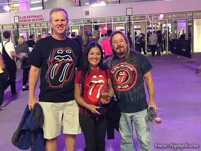 2016-10-22  The Rolling Stones at T-Mobile, Las Vegas, NV