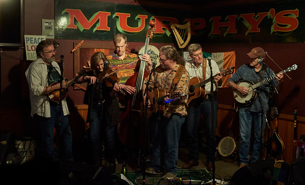 2016-11-11 Tangletown String Band at Murphy's