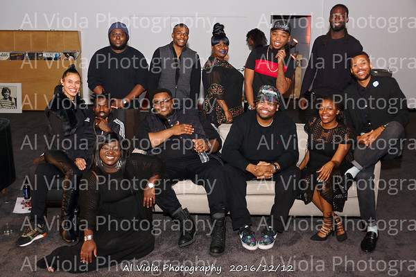 2016-12-12 The Family Listening Party