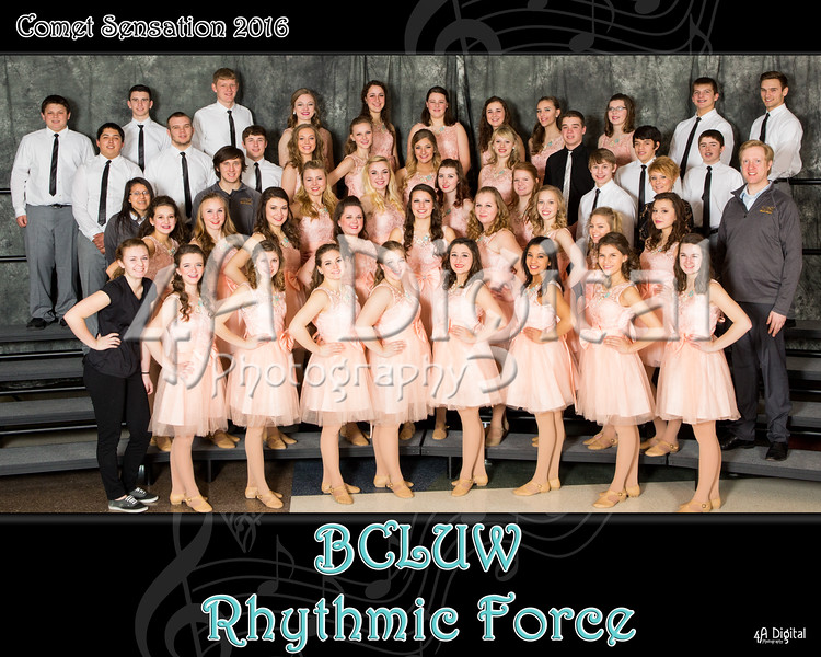 rhythmic force group 1