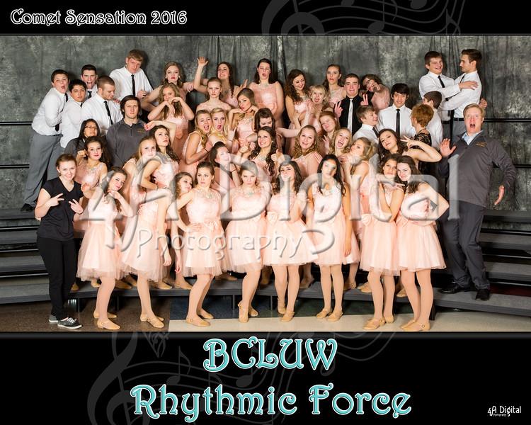 rhythmic force group 2