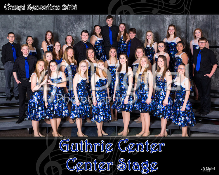 center stage group 1