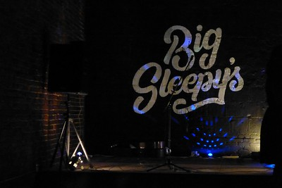 Cody Cox and Andrew Bryant at Big Sleepy's--06/11/16