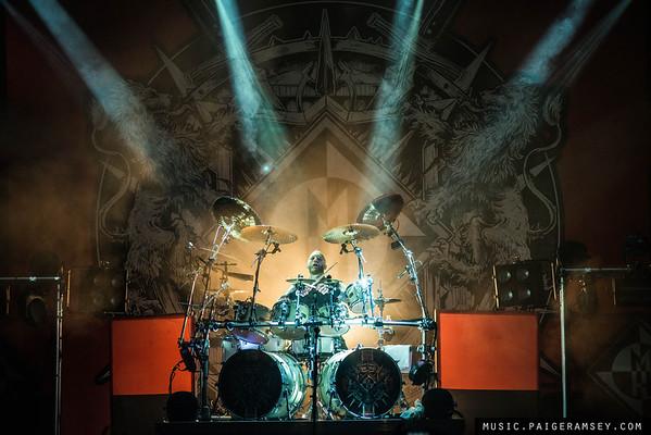 2016 Machine Head - Dresden, Germany