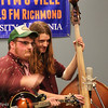 1-8-15: Shower Naked String Band, WTJU Lambeth Live