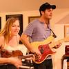 4-28-16: River Whyless, Sunset Art Studio House Concert.