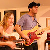 4-28-16: River Whyless, Sunset Art Studio House Concert.