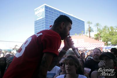 Assuming We Survive @ Hard Rock Hotel & Casino (Las Vegas,NV); 8/09/16