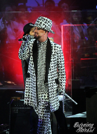Culture Club @ the Hollywood Bowl (Hollywood, CA); 8/26/16