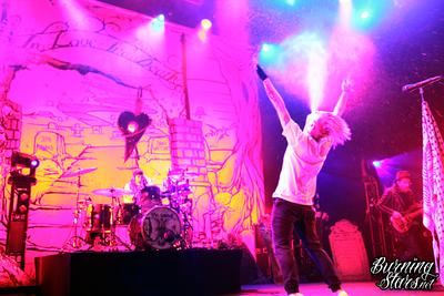 The Used (night 2) @ The Novo (Los Angeles, CA); 5/28/16