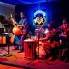 "Birdland Jazzista Social Club - ""Yacine Kouyate and the sounds of Mali"" - Tony D on right playing drums"