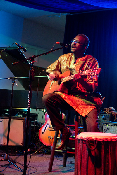 "Birdland Jazzista Social Club -  ""Yacine Kouyate and the sounds of Mali"""
