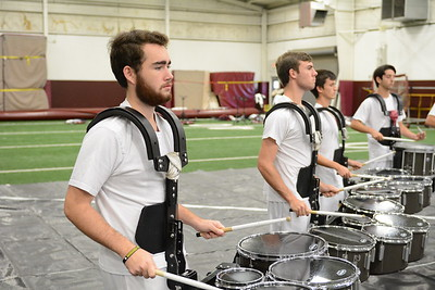 Lewisville and Lonestar Drumline Competitions