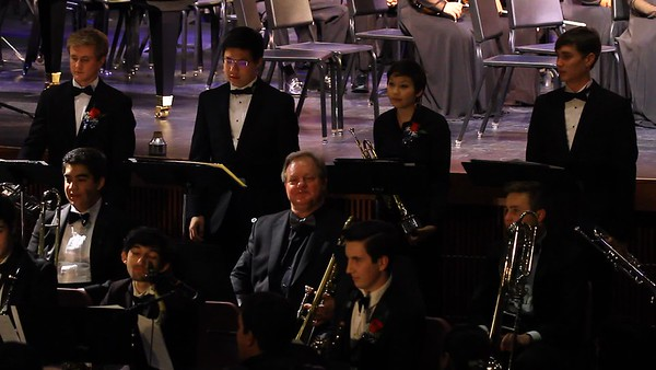 Campo Big Band performing Dizzying -part 1