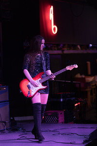 Ally Marie Venable Band at Poor Davids on 9/22/17