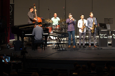 Plano Jazz Invitational - 3/24/2018
